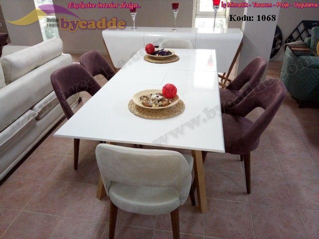 Astro Yemek Masası Ve Sandalyeler