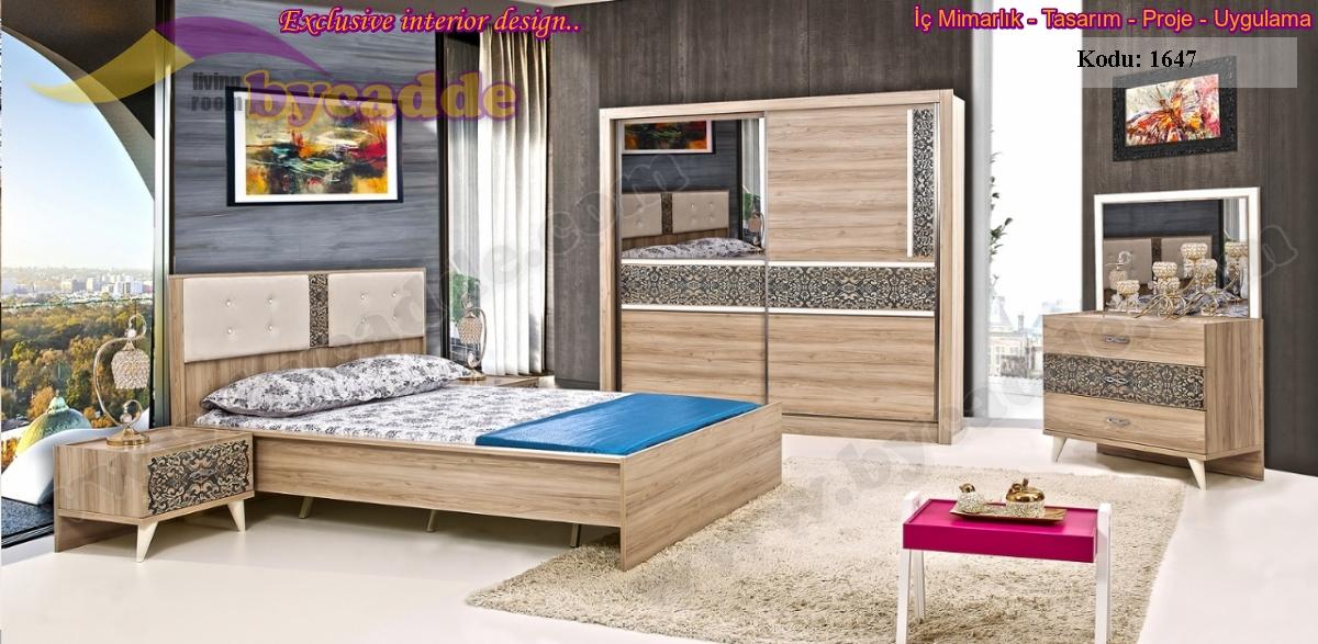 Desen Yatak Odası Takımı