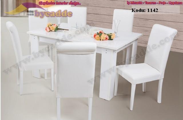Efsane Yemek Masası Ve Sandalye