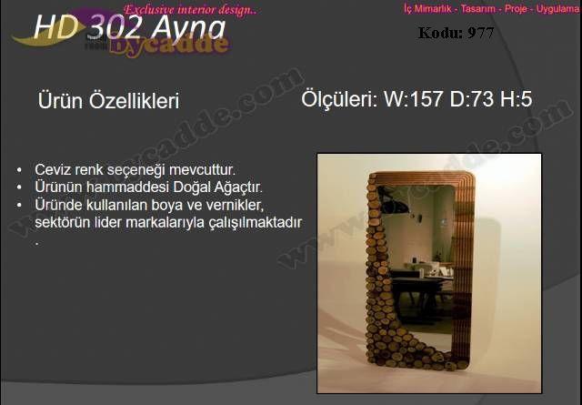 Hd 302 Ayna