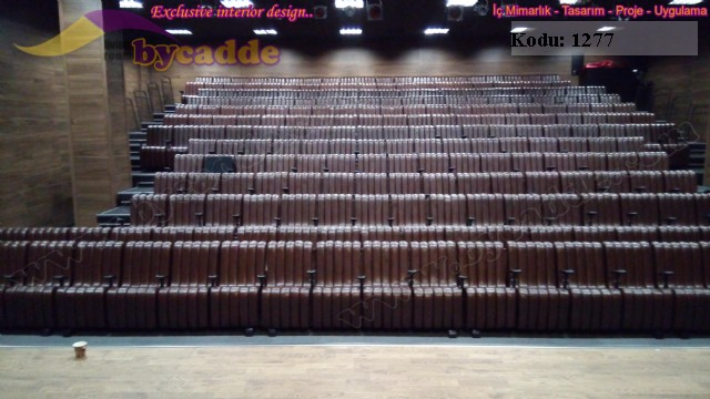 Konferans Salonu Koltuğu