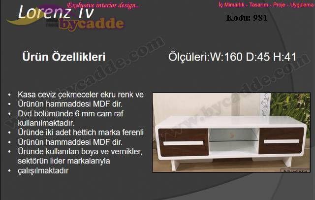 Lorenz Tv Ünitesi