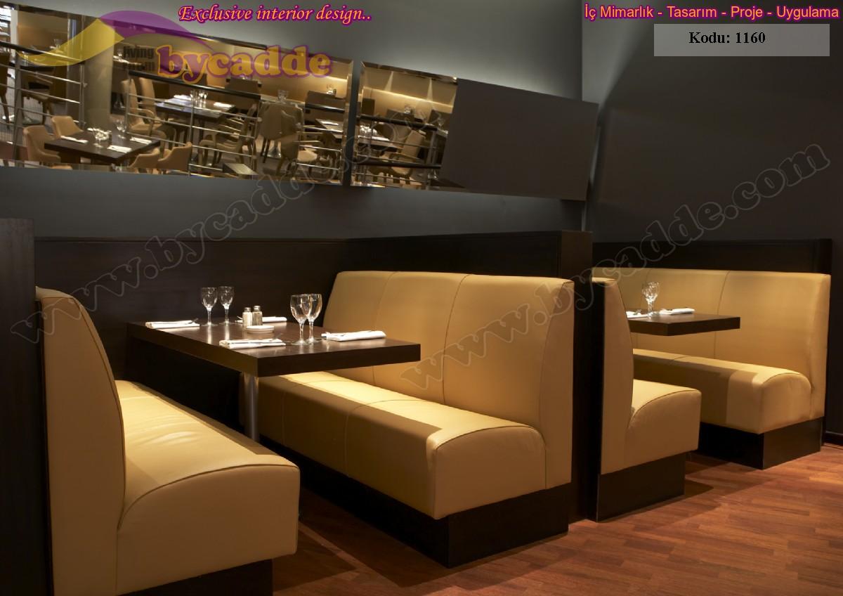 Seater Cafe Koltuk