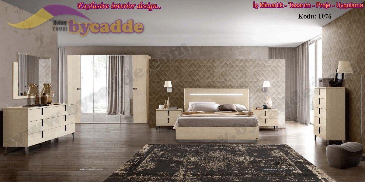Sedef Yatak Odası Takımı Modern Tasarım
