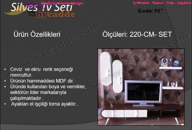 Silves Tv Seti