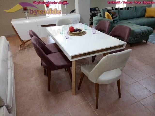 Astro Yemek Takımı Masa Sandalye