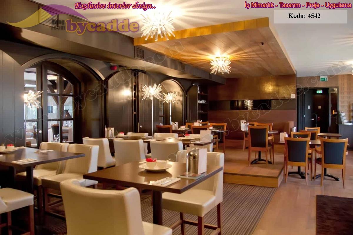 Modern Restoran Lokanta Masa Sandalye Tasarımı