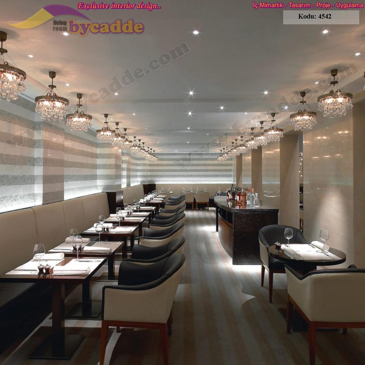 Modern Restoran Sedir Masa Sandalye