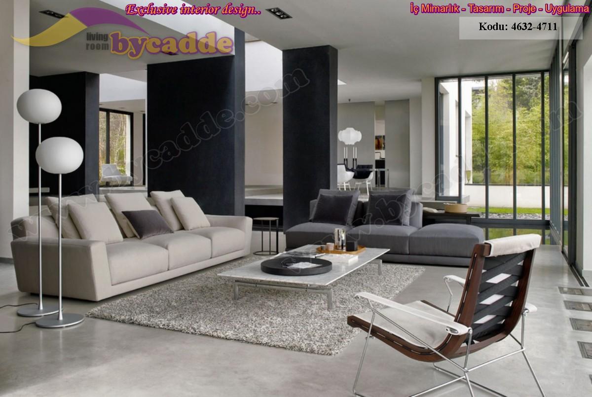 Modüler Modern Koltuk Takımı Köşe Koltuk Salon Oturma Odası Dekorasyon