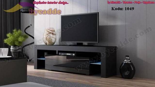 Siyah Lake Koyu Ceviz Tv Sehapsı