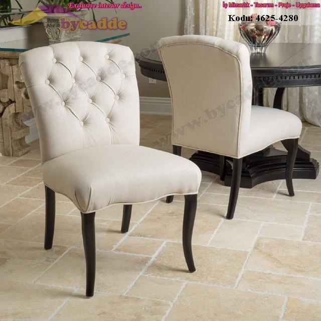 Baklava Dilimli Sandalye Modeli Lüks Restoran Lokanta Sandalyesi