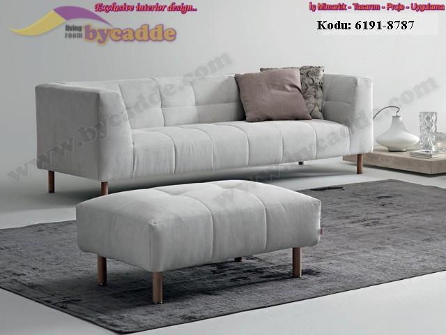 Modern Oturma Gurubu Salon Tasarımları
