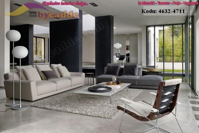 Modüler Modern Koltuk Takımı Köşe Koltuk Salon Oturma Odası Dekorasyonu