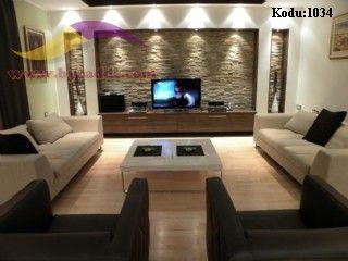 Bahar Oturma Odası Modern Tasarım