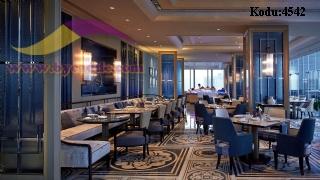 Modern Restoran Tasarımları Koltuk Masa Sandalye Dekorasyon