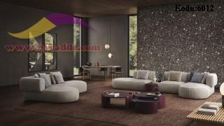 Modern Salon Köşe Koltuk Takımı Özel Tasarımı İle Mükemmel Konfor
