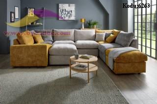 Rahat Modern Oturma Odası Salon Köşe Takımı