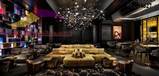 Restoran Lokanta İç Mekan Dekorasyonu Tasarımları